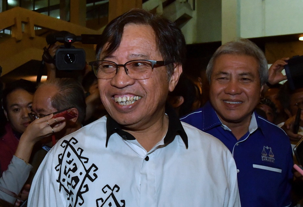 Sarawak green-lights oil exploration by state-owned Petros