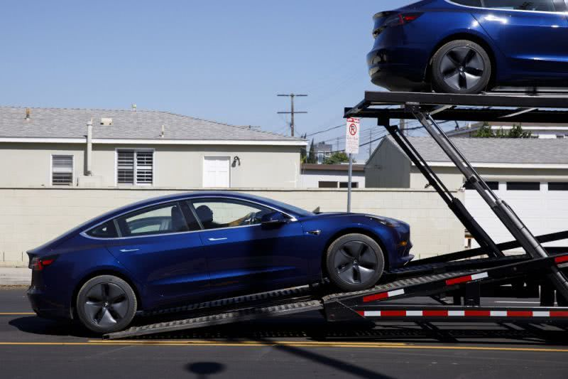 特斯拉获准在欧洲交付Model 3 启动交付成马斯克关注事项