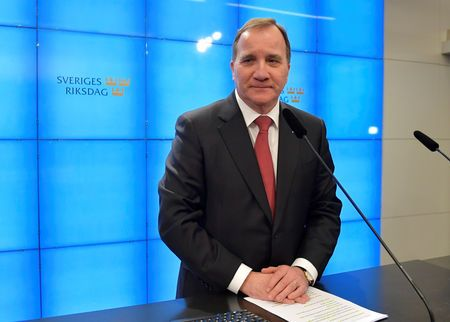 Swedish PM names cabinet with few changes to kick off second term