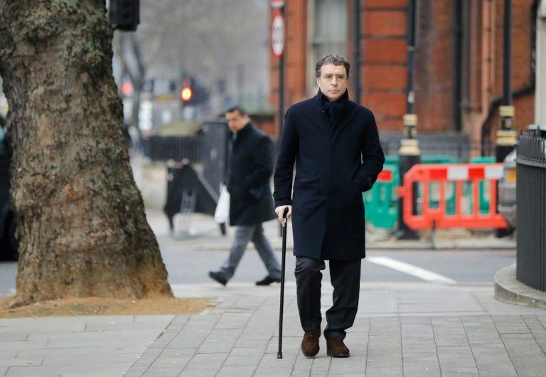 Frenchman linked to sarkozy probe faces UK extradition hearing