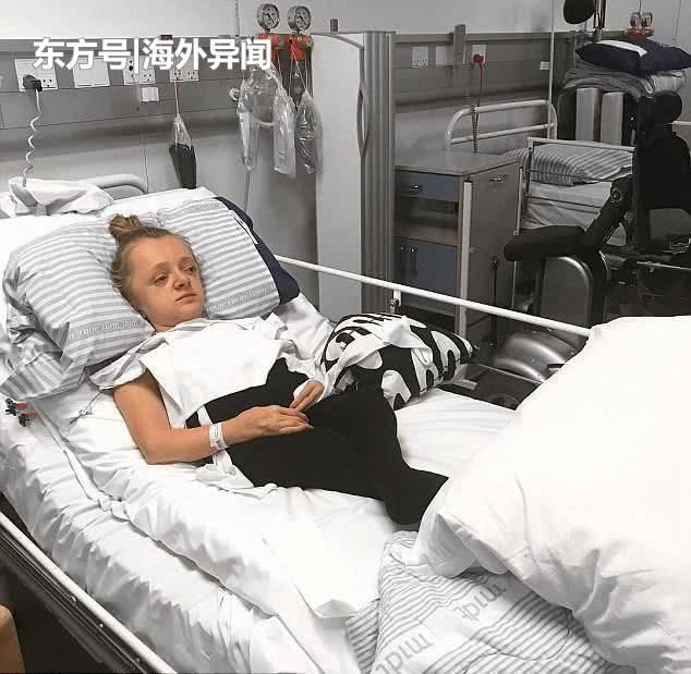 女子一出生就患有软骨症,至今已经骨折了500多次