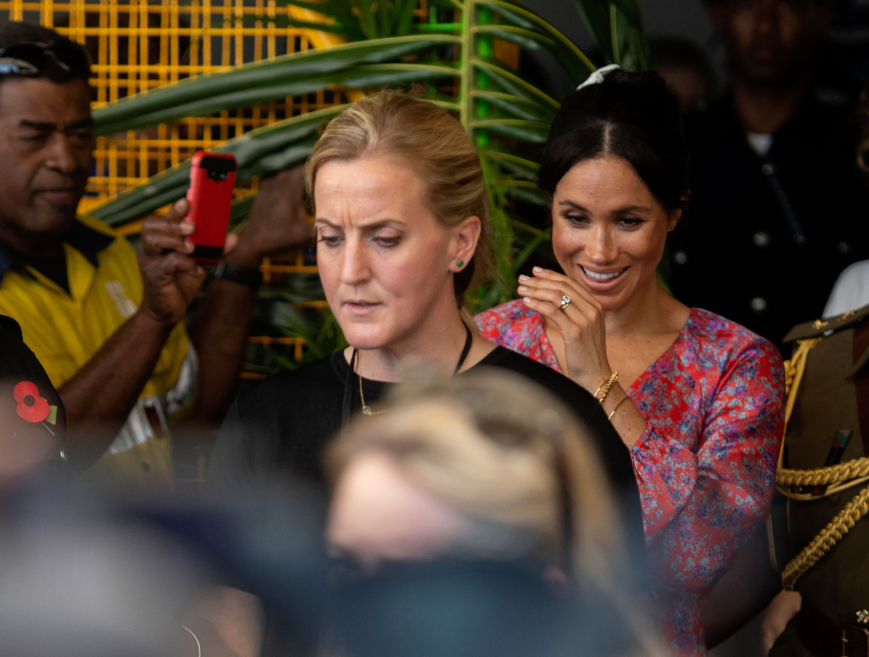 Meghan Markle's Bodyguard Is Reportedly Stepping Down