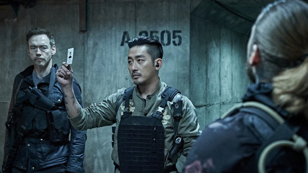 Take Point film review: Ha Jung-woo in illogical South Korean action thriller