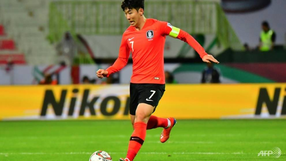 'It's about mentality': Son fighting fatigue in Asian Cup bid