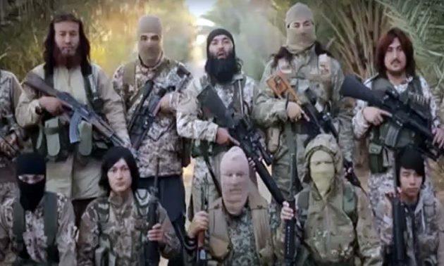 Central Asian jihadis dig in for Idlib battle