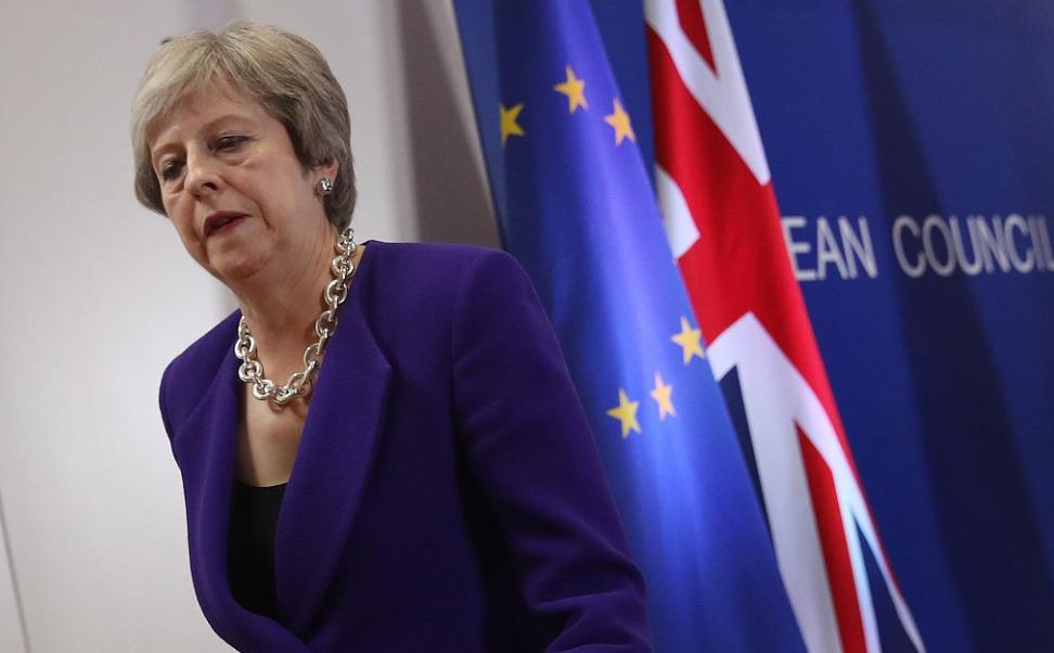 """欧委会:""""脱欧""""新方案无新意,无法给出新回应"""