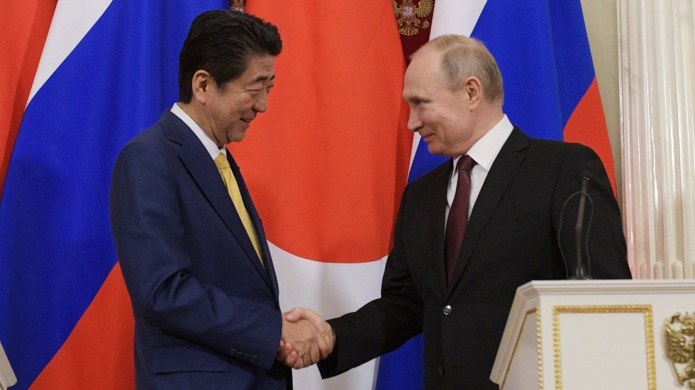 Russia says any deal with Japan over disputed Kuril Islands needs public support