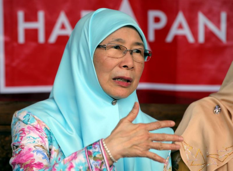 PKR Youth leaders say Dr Wan Azizah officiating congress a 'recognition' of her leadership