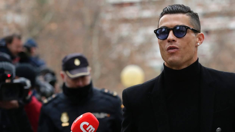 罗纳尔多因逃税被定罪 罚款357万欧元