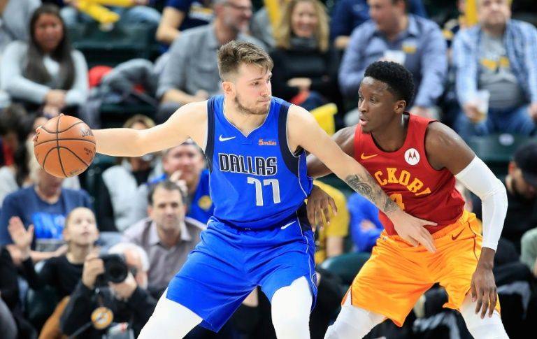 Doncic fined after first ejection: NBA
