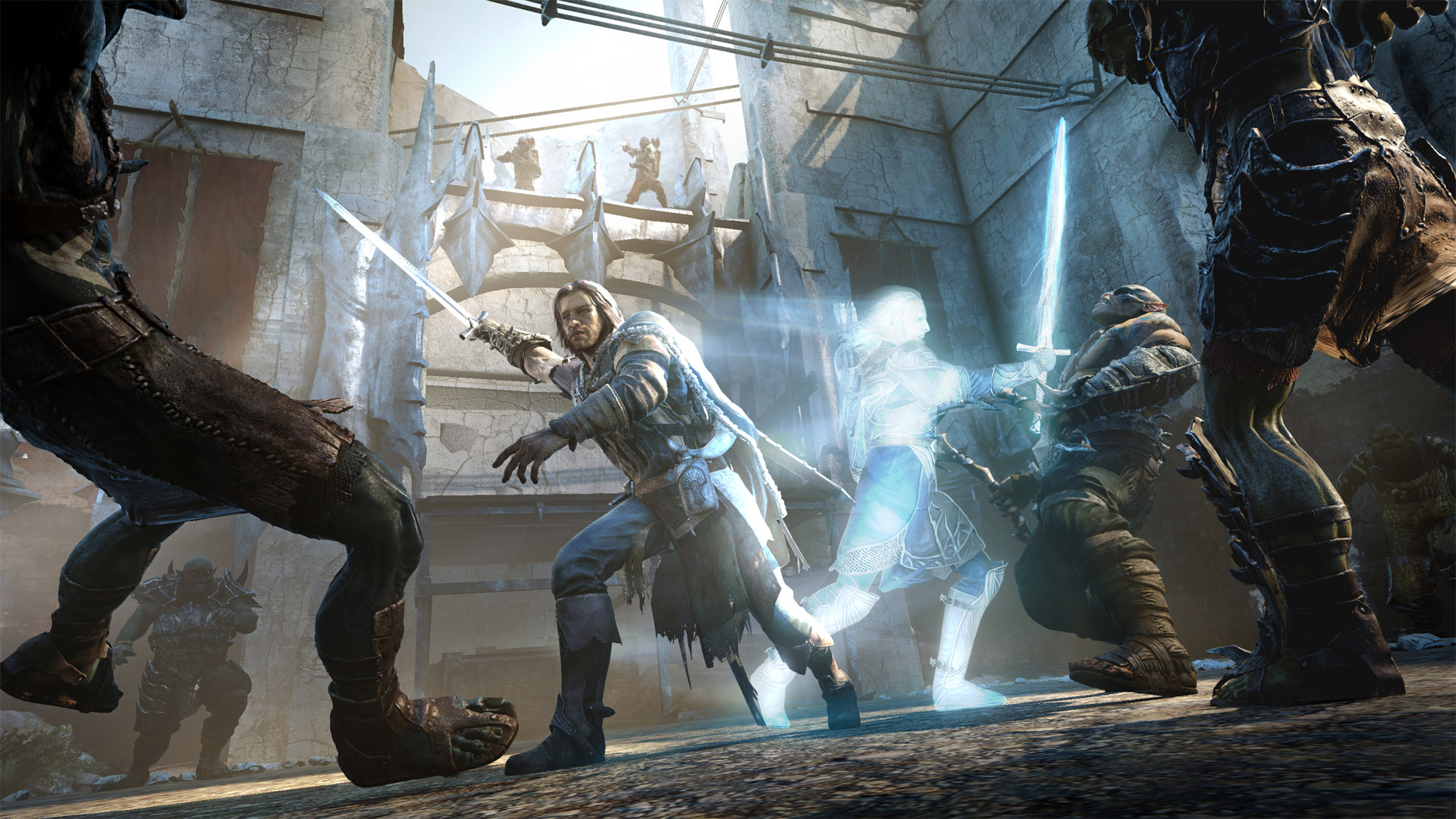 Xbox Game Pass for January: Shadow of Mordor, We Happy Few, and more