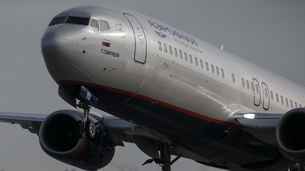 俄罗斯一客机被机上乘客劫持 已安全降落