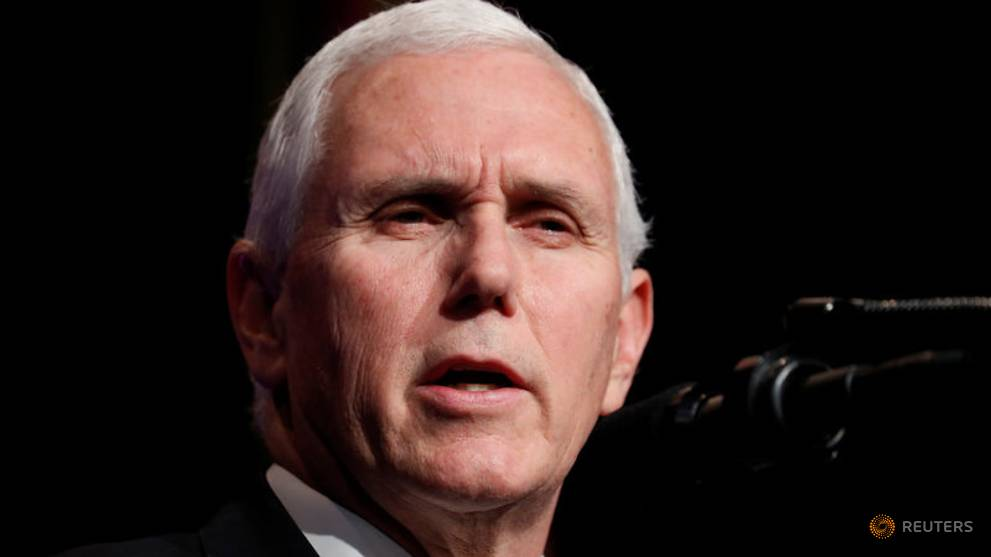 'Hola, I'm Mike Pence' - US VP delivers message of support to Venezuelans