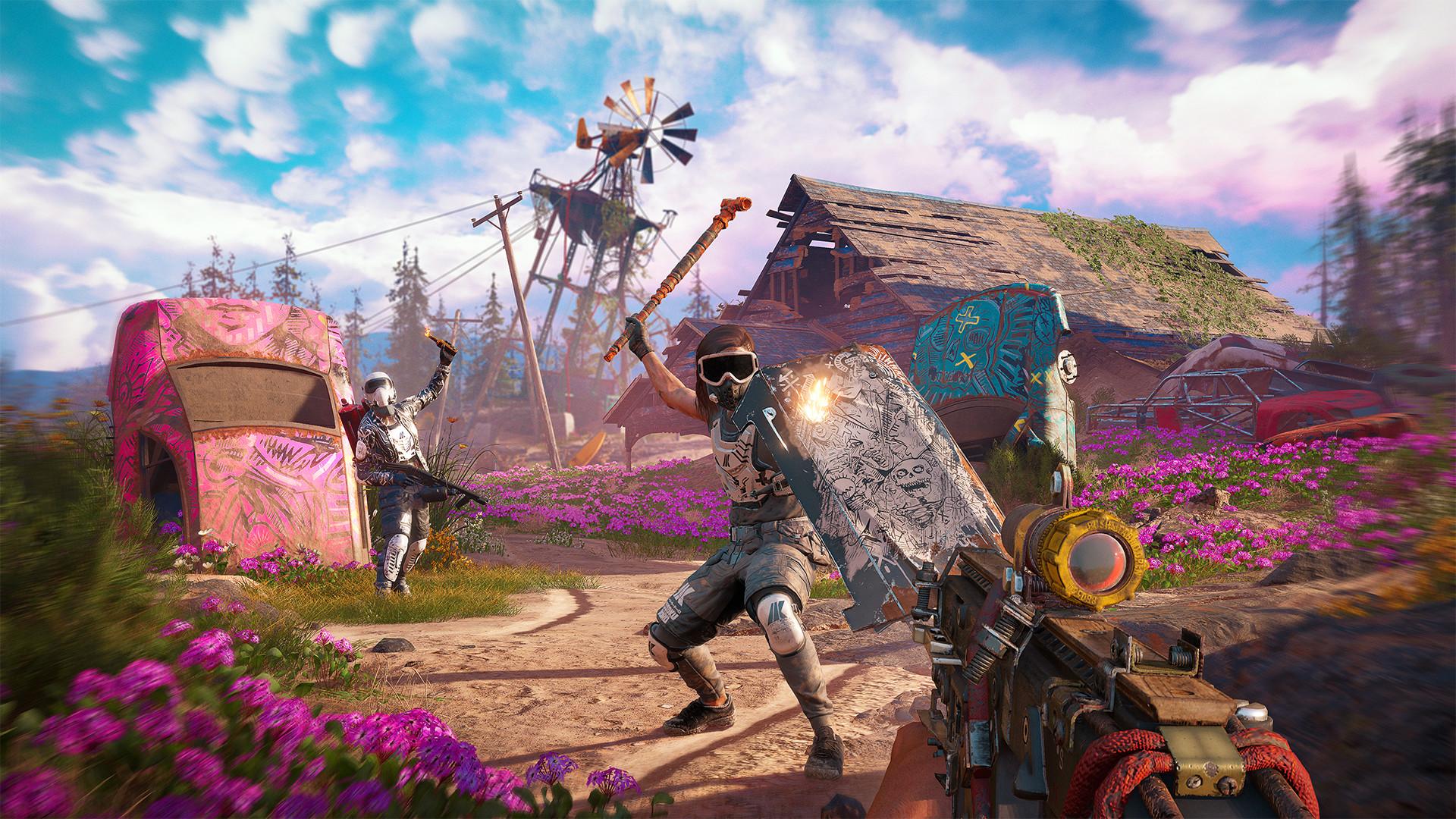 Far Cry New Dawn brings a 'light RPG approach' to the Far Cry series