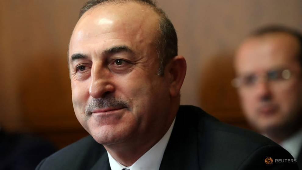 Turkish foreign minister says nothing certain about Syria secure zone