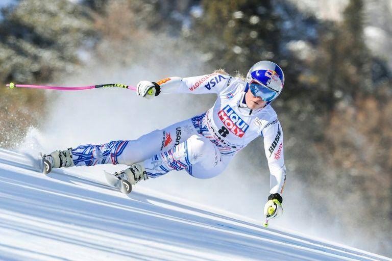 Injured Vonn to miss Garmisch training, but 'hopeful' of racing