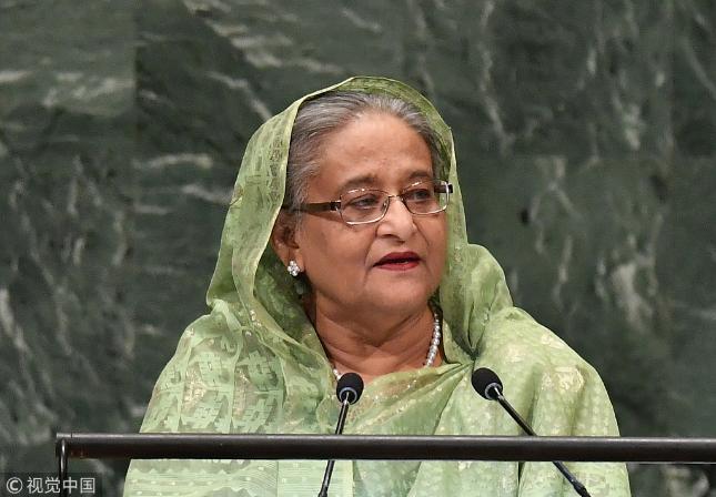 """这国总理邀印度加入""""一带一路"""":没啥好担心的"""