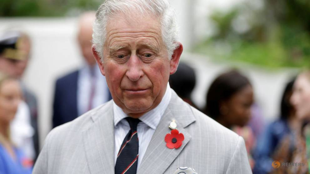 Prince Charles's charity to stop taking Huawei donations