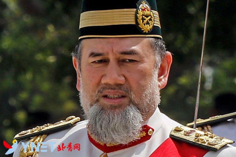 仅3个月!马来西亚49岁老国王欲与小25岁俄罗斯超模离婚
