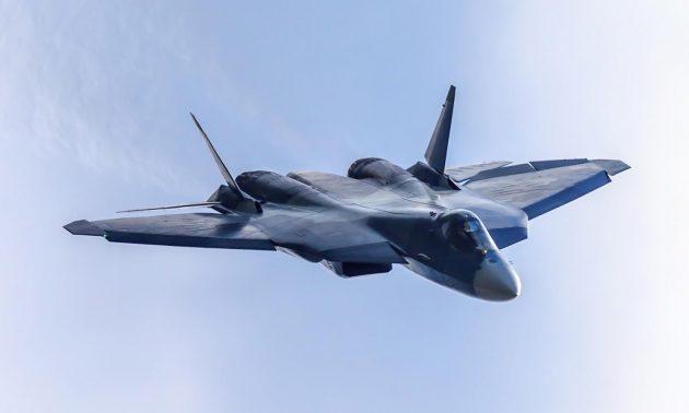 Chinese military expert hails the swift aerodynamic Su-57