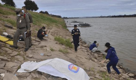 泰国两名反王室人士被灌水泥 沉尸湄公河(图)