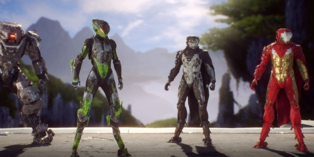 'Anthem' Launch Bay Is the Game's Social Hub, Won't Be Live Until Launch