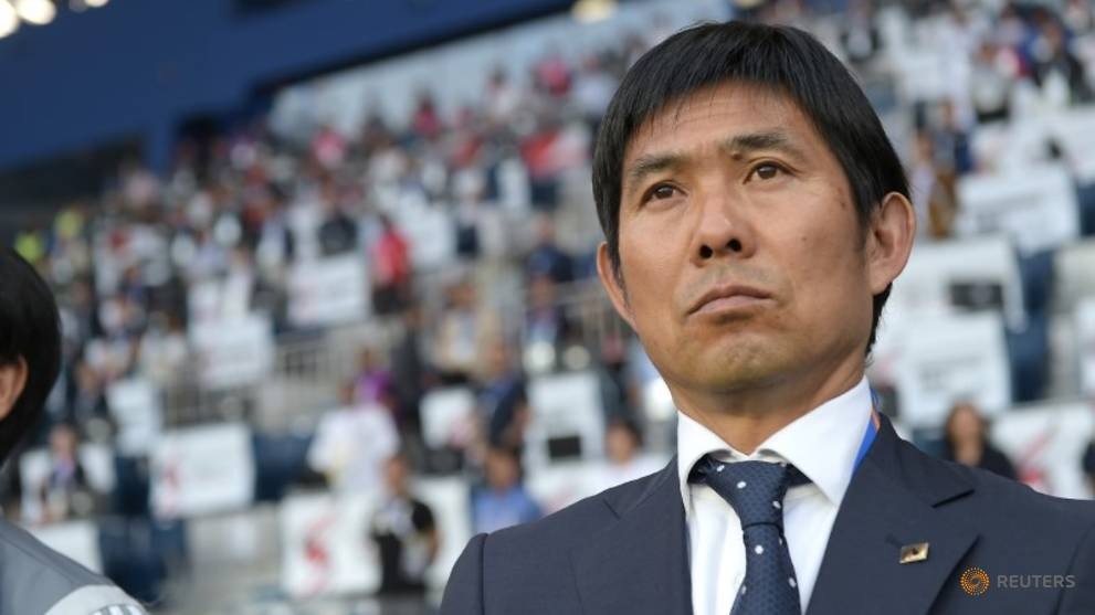 No sign of inexperienced Japan throwing off the shackles