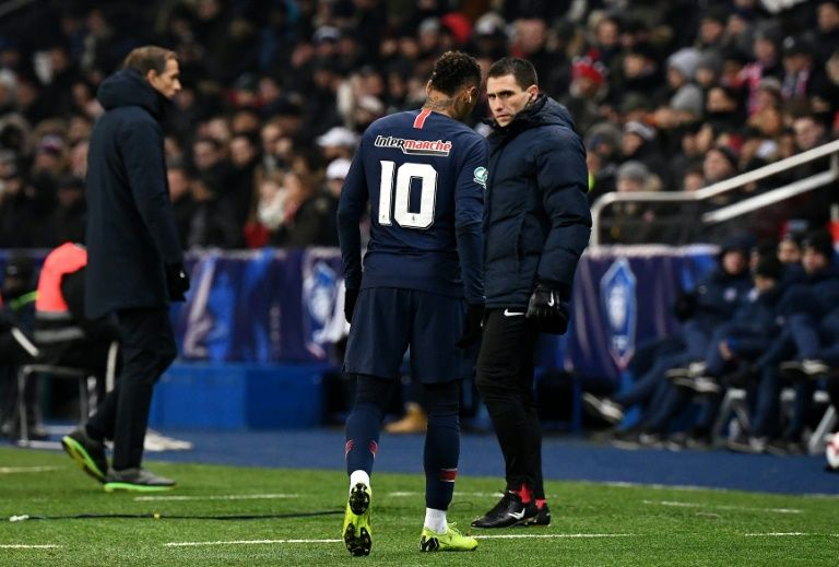 PSG sweat over Neymar as Henry gets pushed aside by Monaco