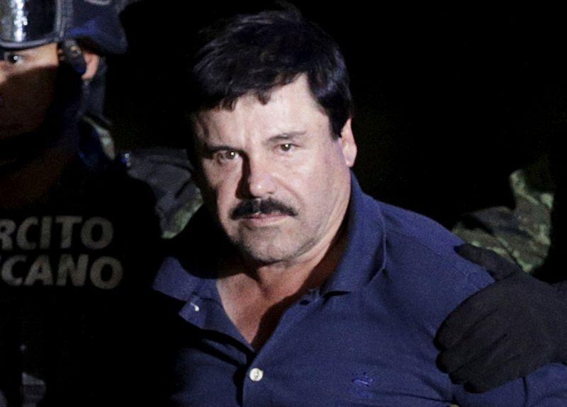 At El Chapo trial, ex-hitman tells of kingpin's gruesome tactics