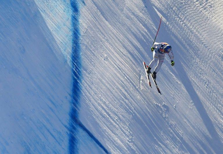 'Proud' Paris joins Kitzbuehel pantheon of downhill greats