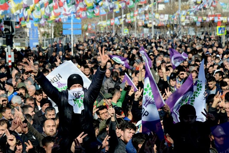 Turkey court orders release of hunger striking kurdish MP