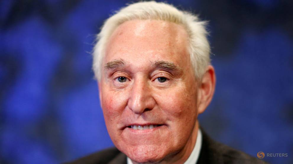 Trump ally Roger Stone charged in Mueller probe