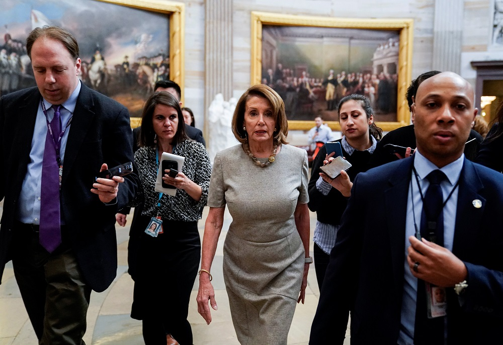Democrats declare victory in shutdown battle with Trump