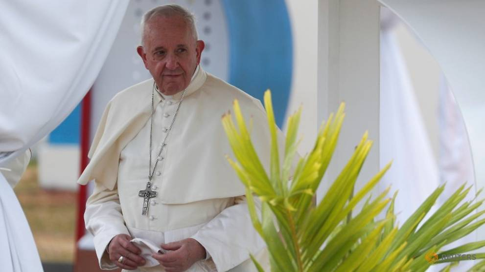 Pope visits youth jail in Panama, urges second chance for all inmates