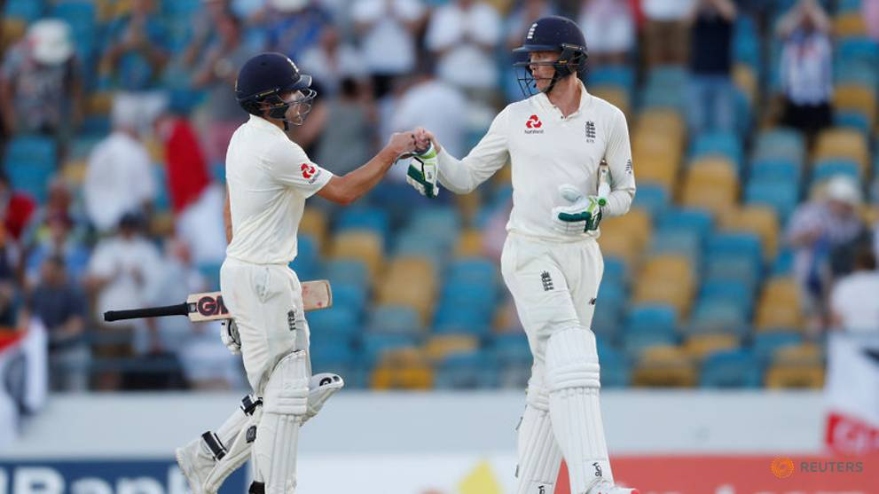 Cricket: Windies captain Holder makes double ton to put England on ropes
