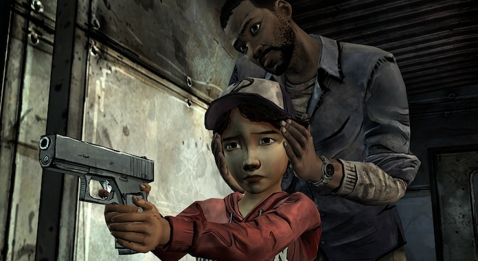 New 'The Walking Dead' Game May Happen As Skybound Asks For Fan Feedback