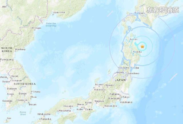 日本一天两震!岩手、熊本两县先后地震,九州新干线一度停运!