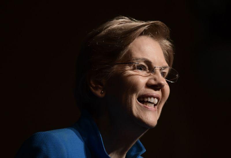 Progressives swoon over elizabeth Warren's wealth tax proposal