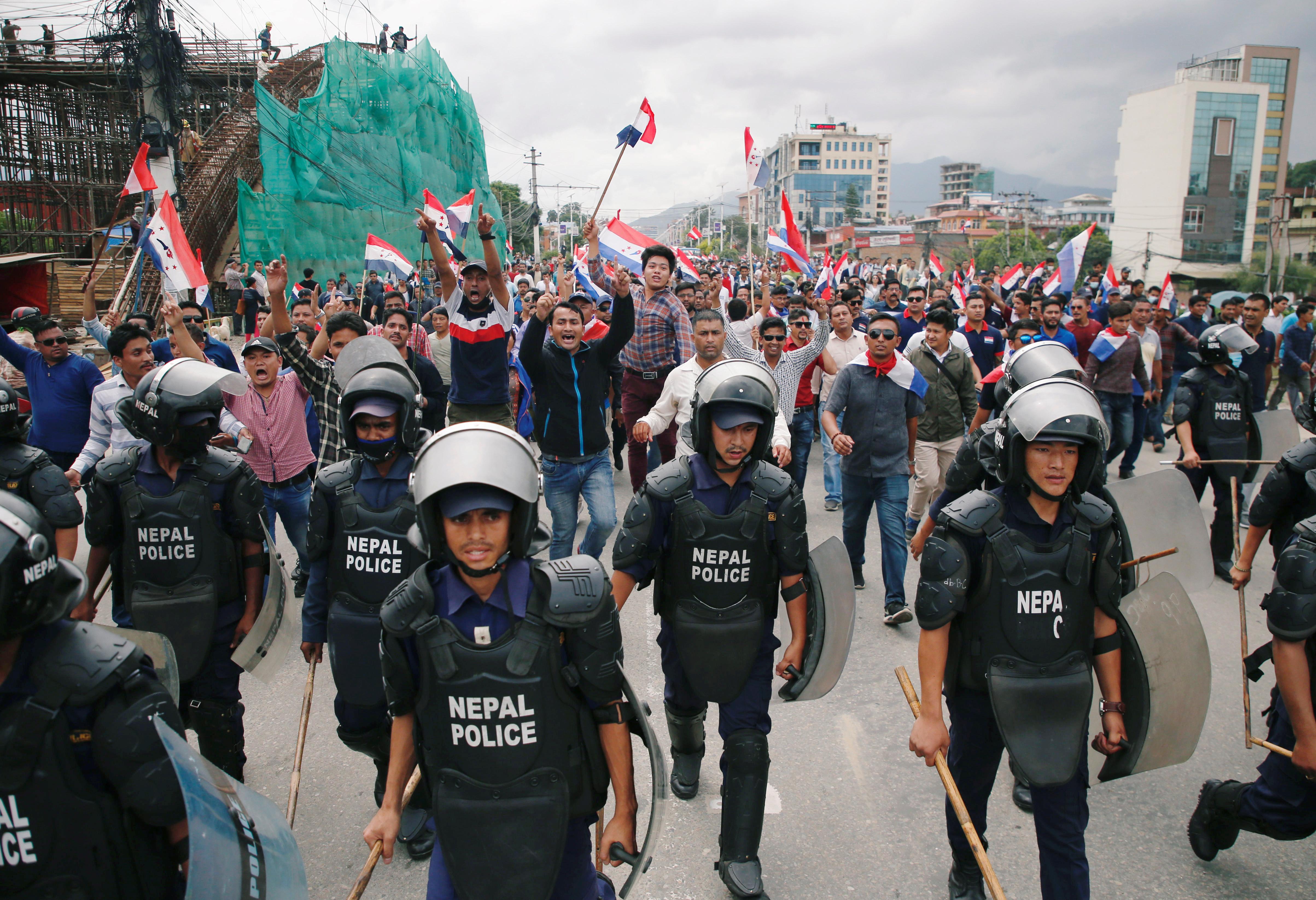 Nepal shifts rightwards after the revolution