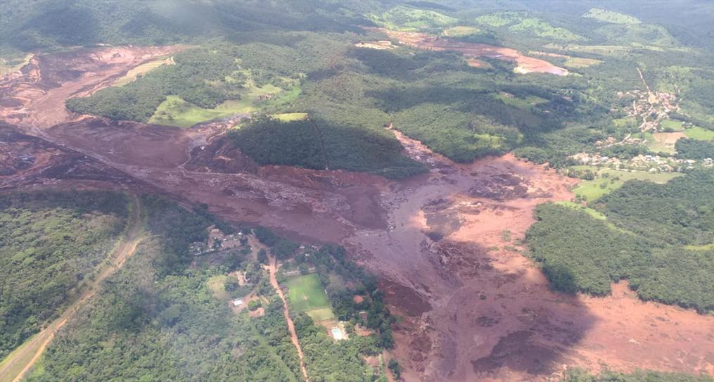 Brumadinho dam collapse: Hope fades for hundreds missing in Brazil