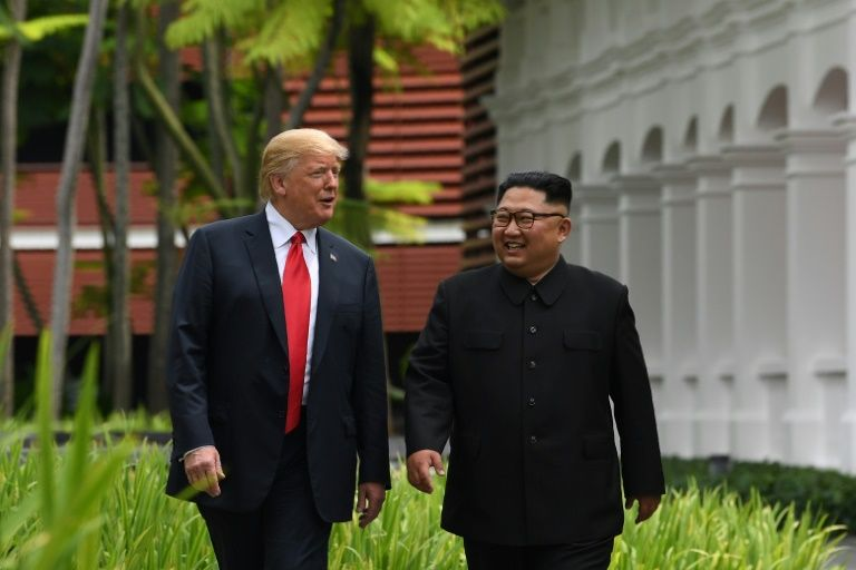 Sanctions, peace deal on cards for new us-nkorea summit