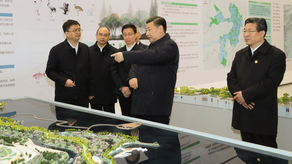 Xi Jinping visits Xiongan New Area in show of impatience at lack of progress on 'future city' plan