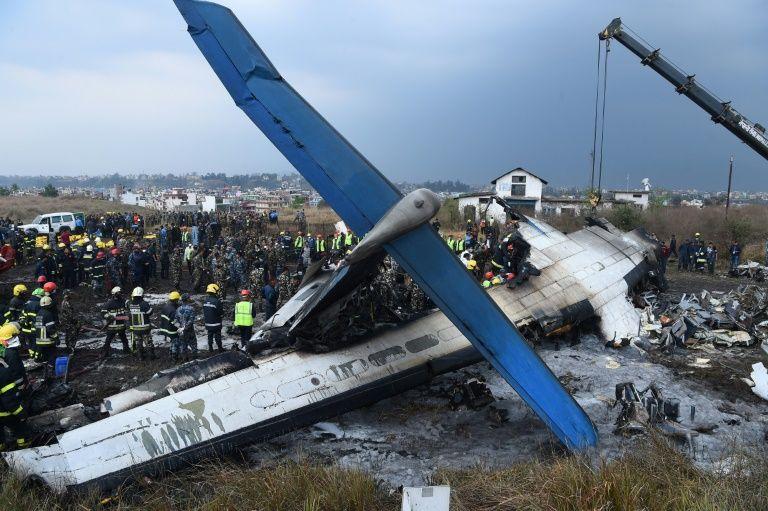Pilot's 'emotional breakdown' blamed for deadly Nepal plane crash