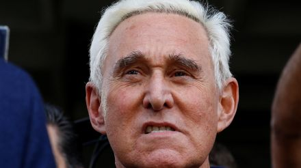 Roger stone accuses feds of vilifying him with 'gestapo tactics'
