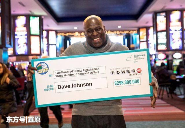 幸运!美56岁货车司机带病上班,买彩票中20亿大奖,当场辞职