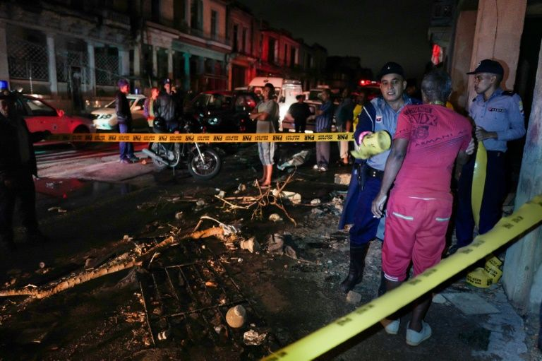 Three dead, 172 injured in Havana tornado