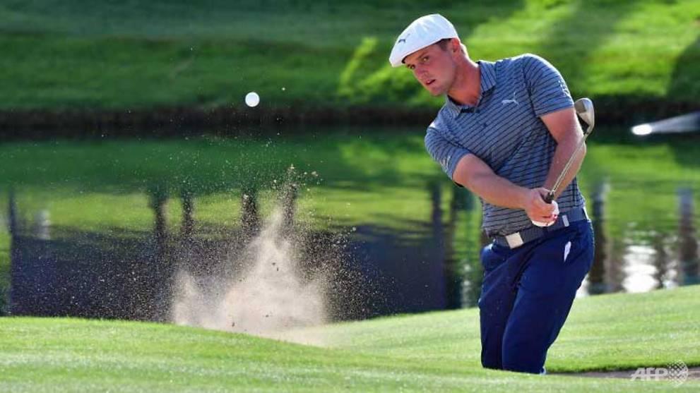 Golf: DeChambeau sets record in Dubai for maiden European Tour win