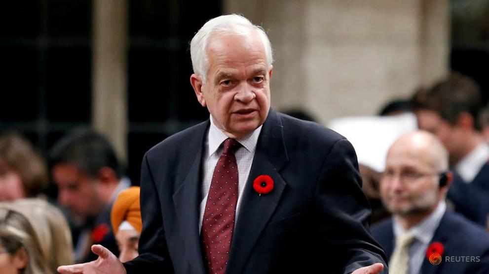 China says Canadian ambassador sacking an internal affair