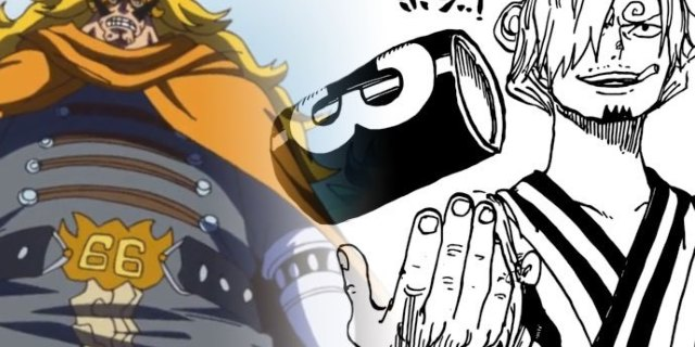 'One Piece' Is Ready To Reveal Sanji's Raid Suit
