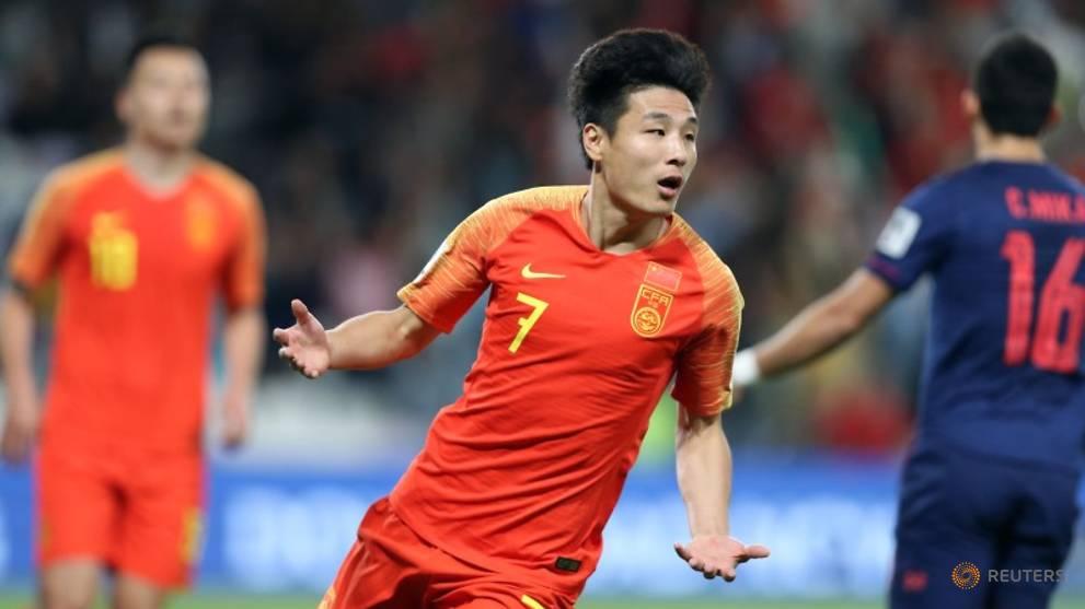 Espanyol sign Chinese Super League top scorer Wu